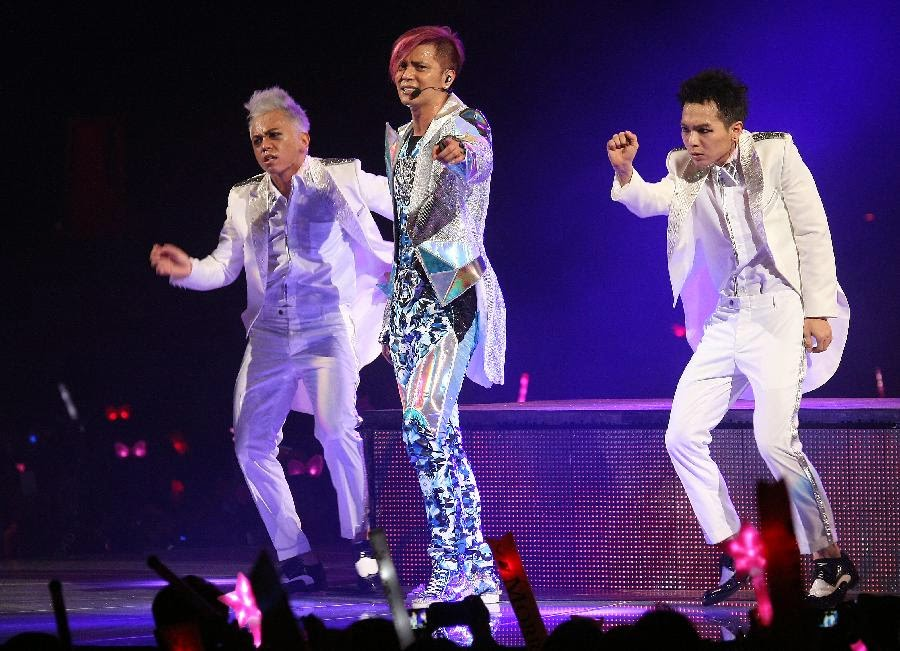 Show Luo's world tour in Malaysia this month
