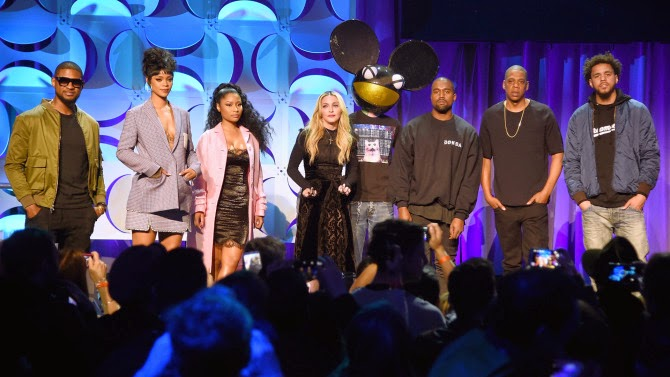 Jay-Z launches music streaming service Tidal