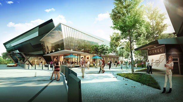 New Zouk club to open at TREC this July