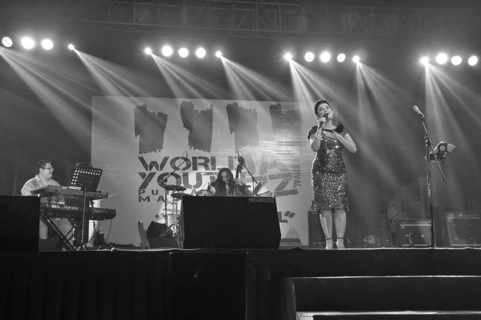 World Youth Jazz Fest 2015 in early May