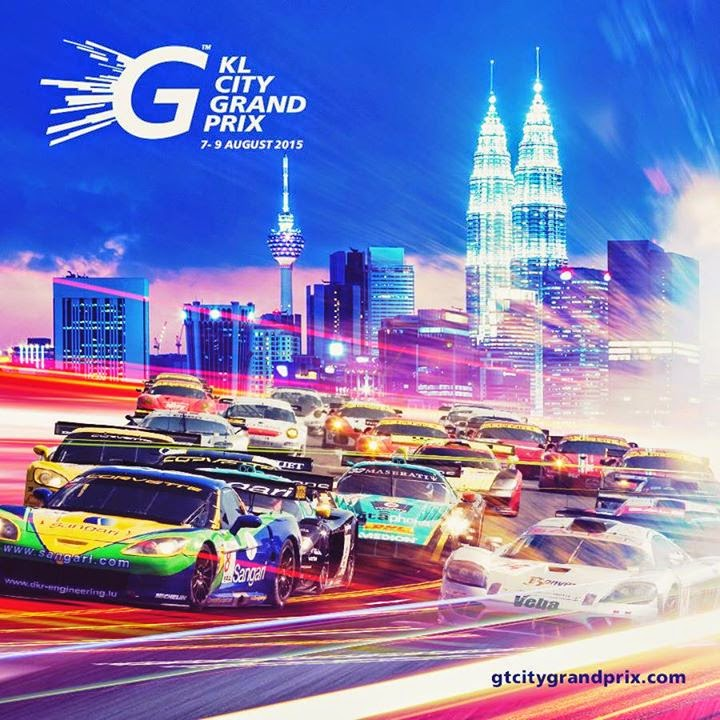 KL City Grand Prix to hit the streets this August