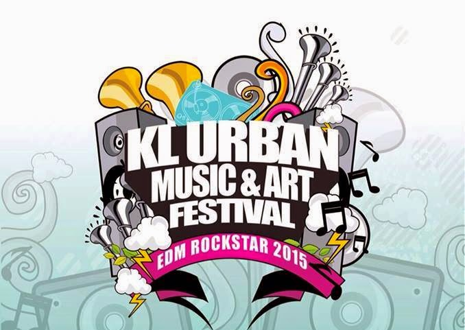 Party at KL Urban Music and Art Festival tomorrow!