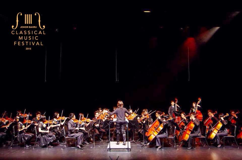Johor Bahru Classical Music Festival 2015 in May