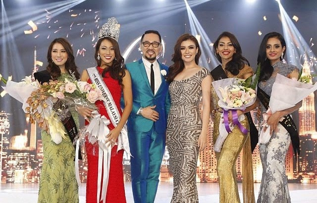 Fans disappointed with Miss Universe Malaysia 2015 pick