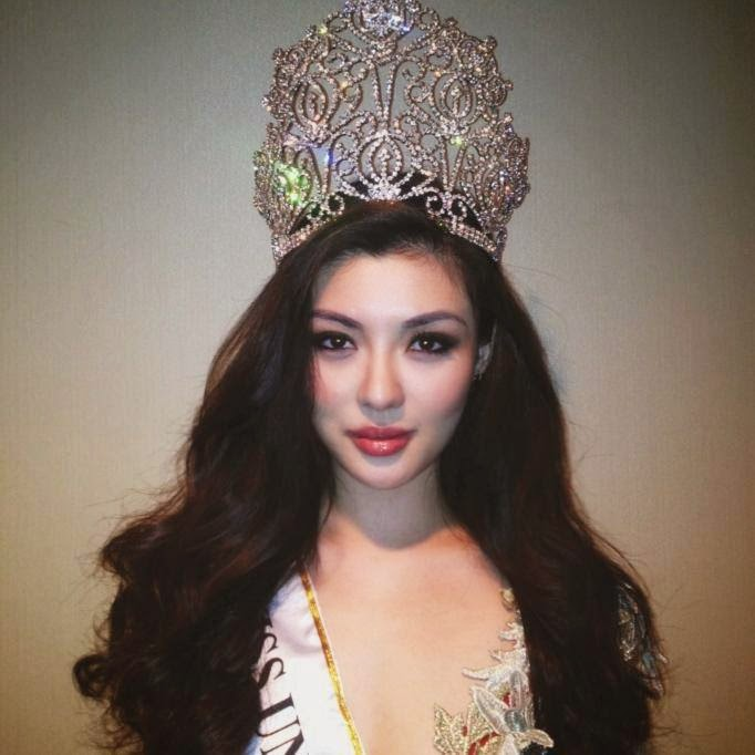 Beauty Queen Carey Ng cyber-attacked by MUMO fans