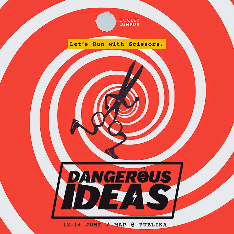"""Cooler Lumpur Festival back for 3rd year with """"Dangerous Ideas"""""""
