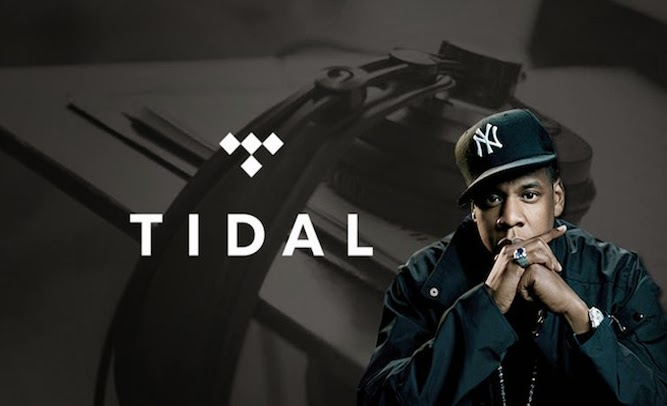 Jay Z's Tidal and comparisons to other music app services