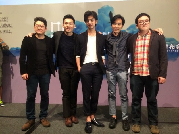 Anthony Chen's new production wraps up filming