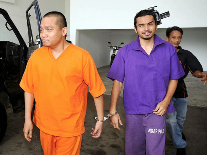 Benjy faces death penalty for meth trafficking