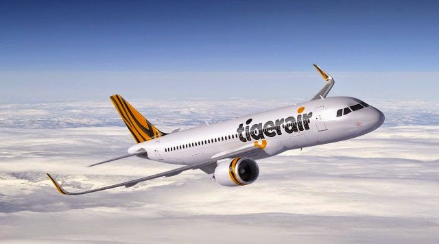 Tigerair to fly from Ipoh to Singapore