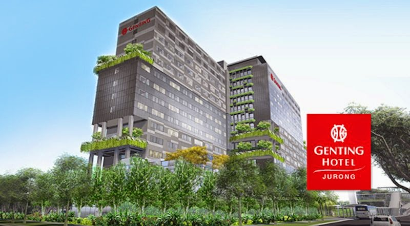 New Genting hotel to open in Jurong by April's end