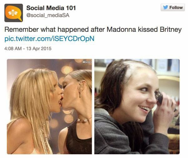 madonna made out with drake at coachella and memes ensued 5