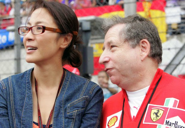 Michelle Yeoh safely returns home from Nepal