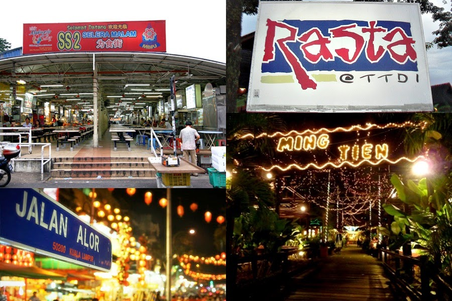Best hawker centres in the Klang Valley