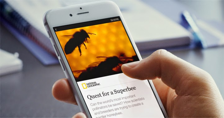 Facebook introduces new 'Instant Articles' feature