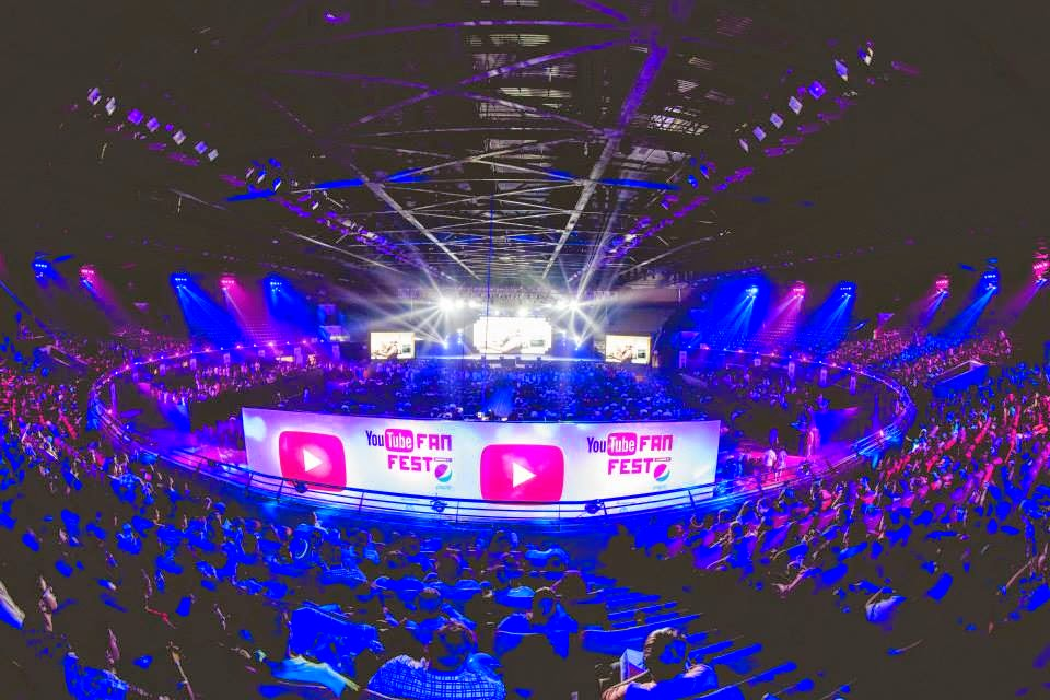YouTube FanFest comes to Singapore and Bangkok
