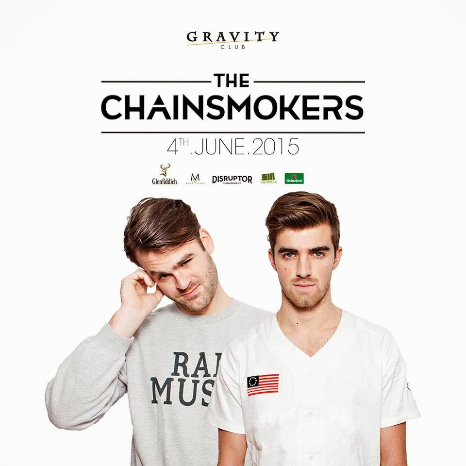 """""""#Selfie"""" DJs, The Chainsmokers to debut first show in KL"""
