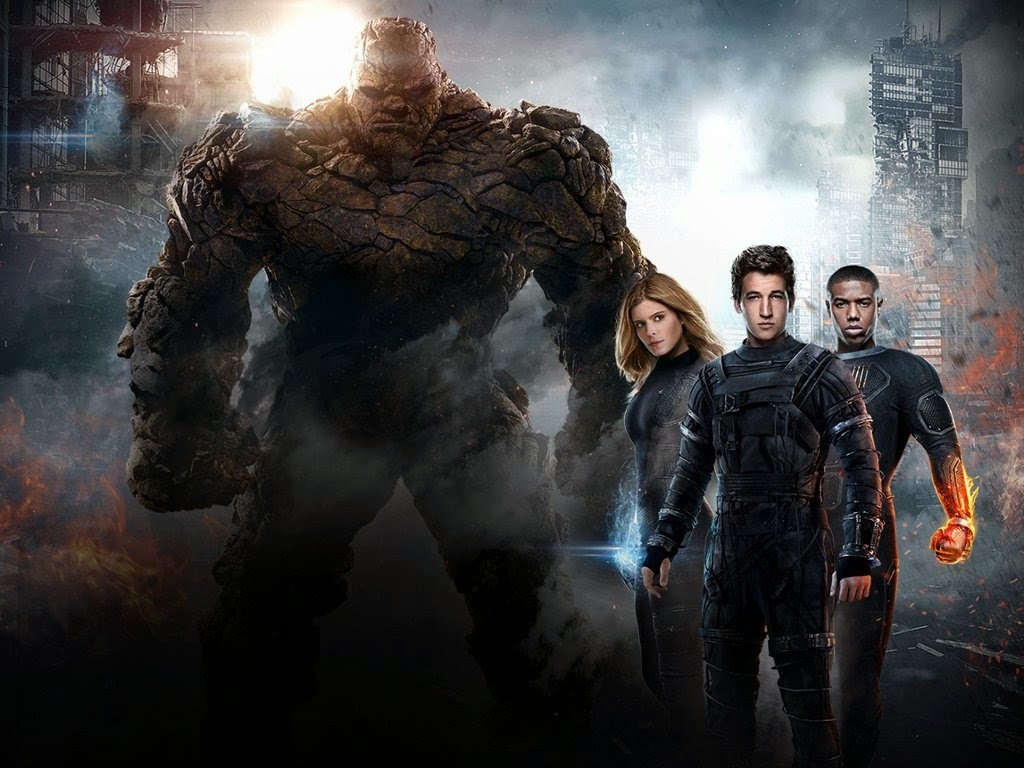 "See the stills from the new ""Fantastic Four"" film"