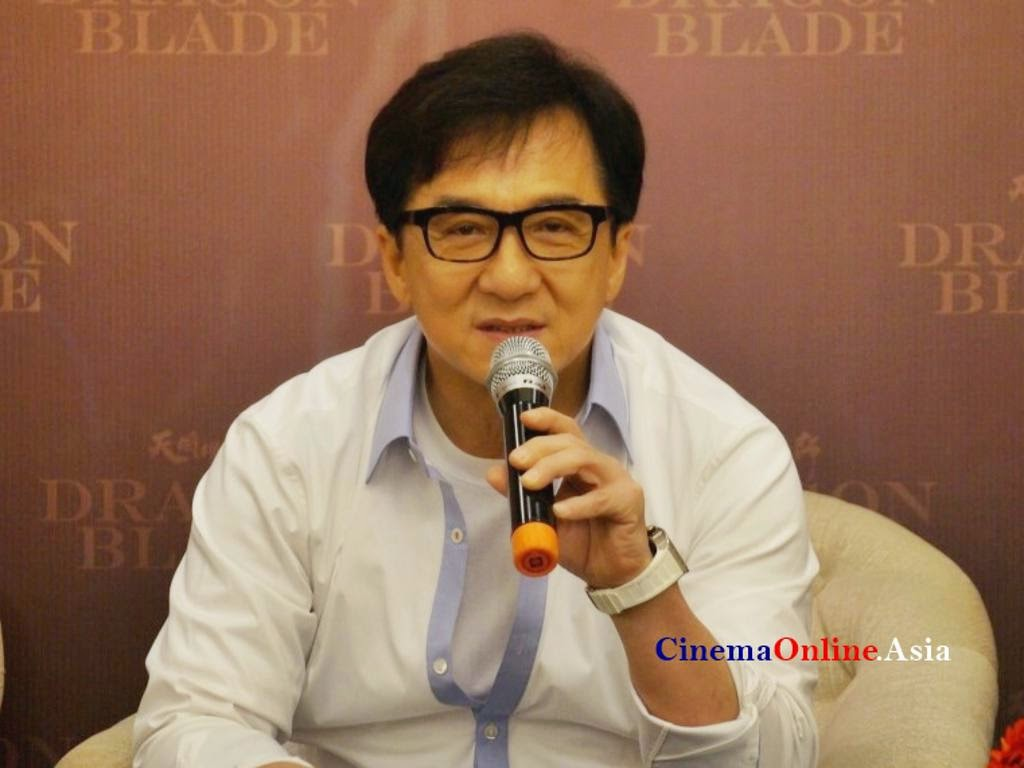 """Jackie Chan to star in """"Railroad Tigers"""""""
