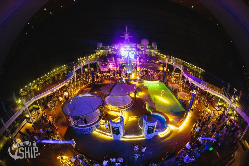 'It's the Ship' 2015 first phase lineup is finally out