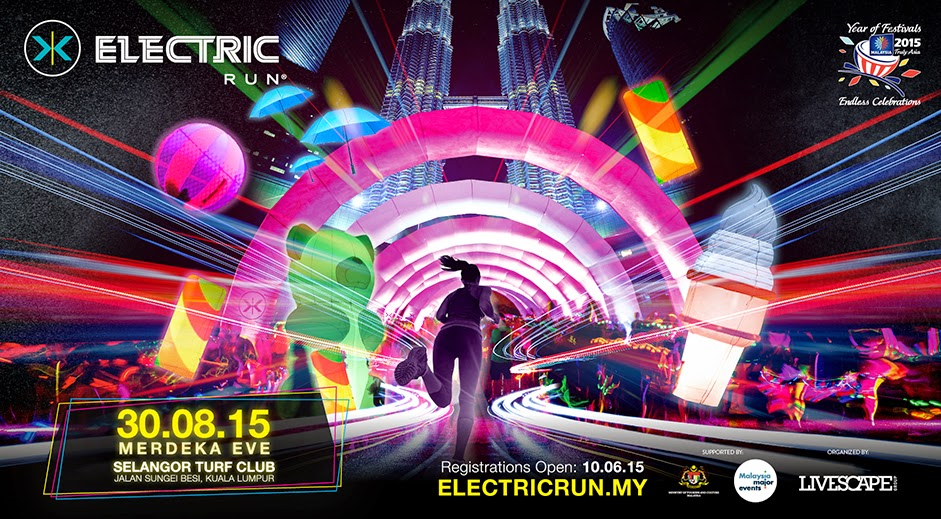 Electric Run set to electrify Malaysians in August