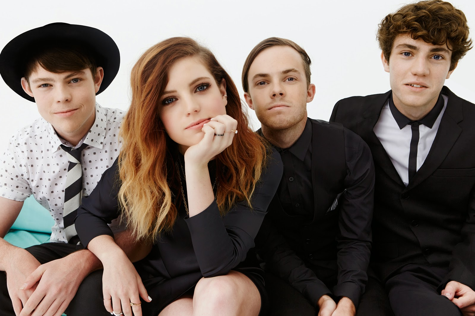 Echosmith's first concert in Singapore this August