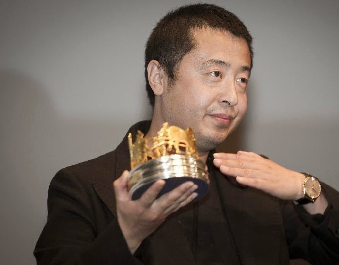 Jia Zhangke accepted Carrosse d'Or in Cannes
