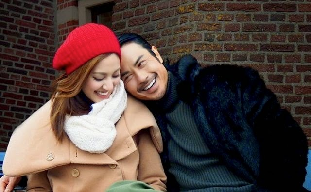Kevin Cheng admits dating Grace Chan
