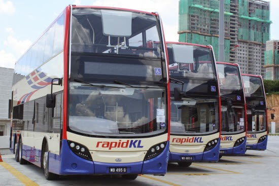 Rapid KL's double-decker bus to roll-out in September