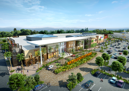 Mitsui Outlet Park to open end of this month in Sepang