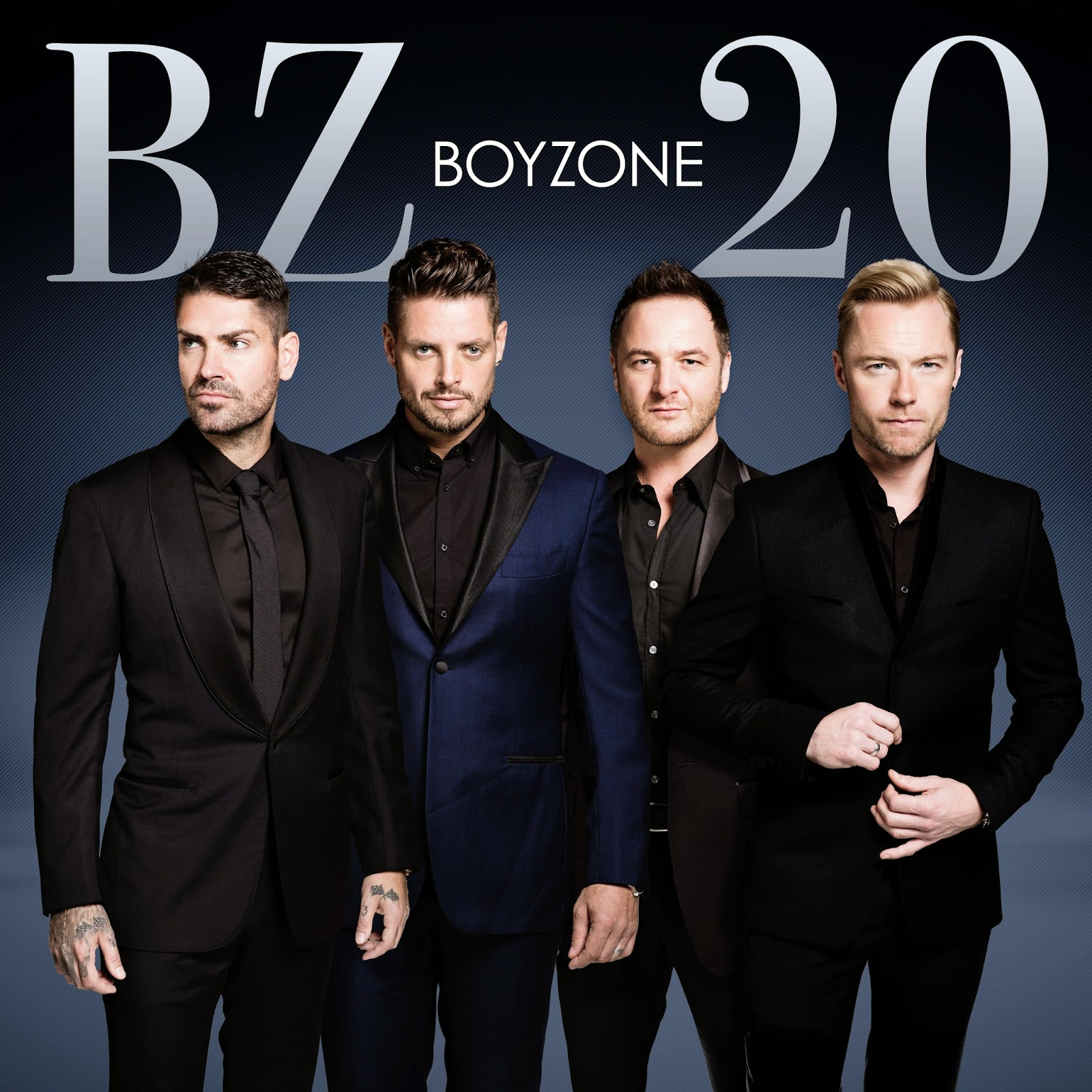 Boyzone to have a one-night performance in Singapore