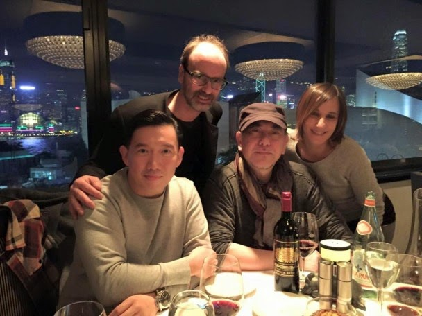 Chapman To, Anthony Wong collaborate in new film