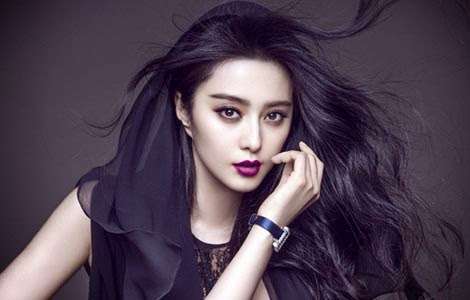 Fan Bingbing tops Forbes list for the third time