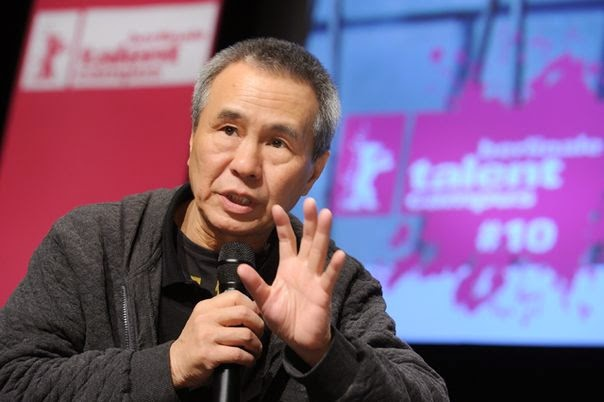 Taiwan government rewards Hou Hsiao-hsien