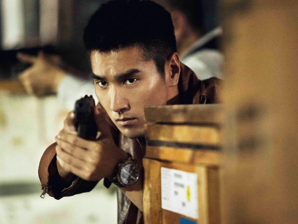 Mark Chao rushed to the hospital after filming injury