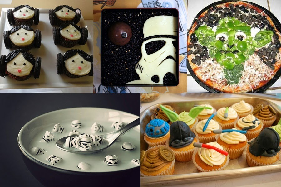 Amazing Star Wars-themed food made by fans