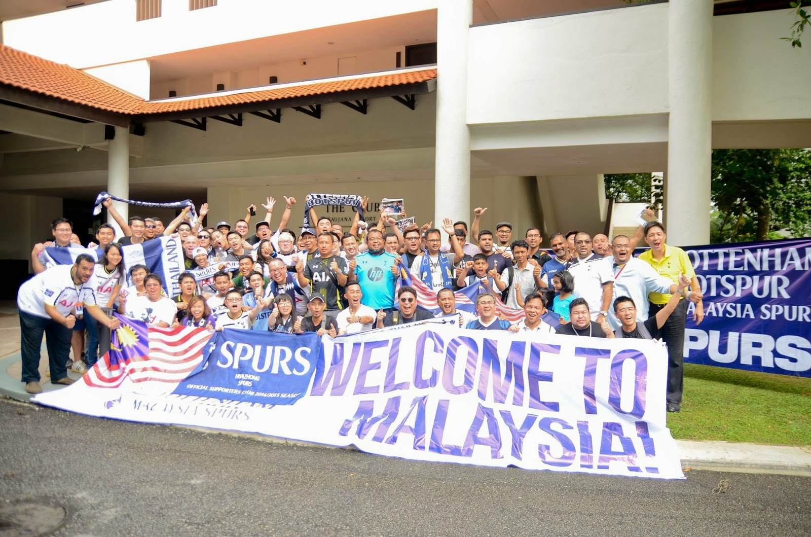 """""""Spurs"""" back in Malaysia after 35 years"""