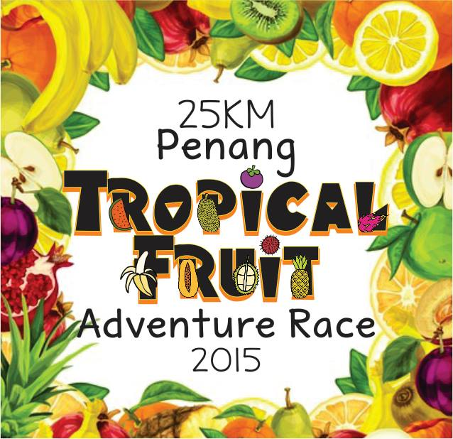 Malaysia's very first fruit adventure race in Penang