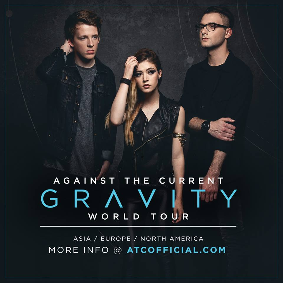 Against The Current to make second show in Malaysia