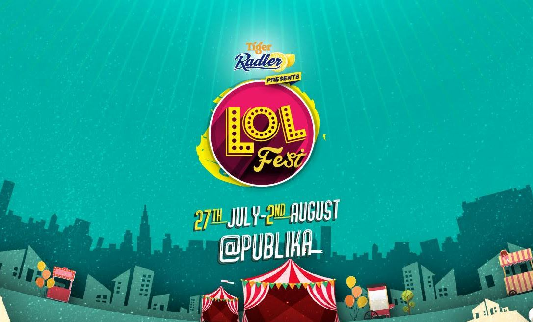 Get ready to have a big laugh at LOL Fest