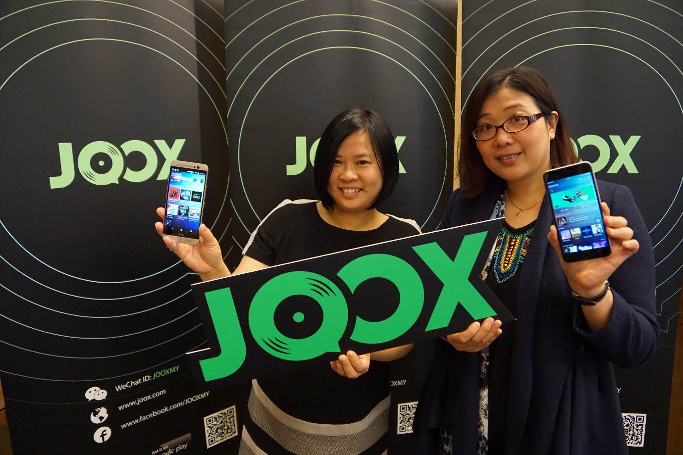 JOOX – a new music streaming service available in Malaysia