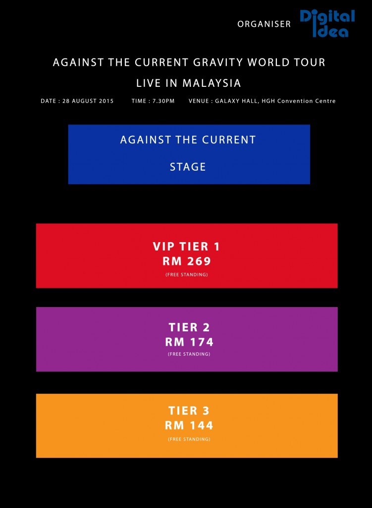 Against The Current Live in Malaysia 2015 Seating Plan 751x1024 1