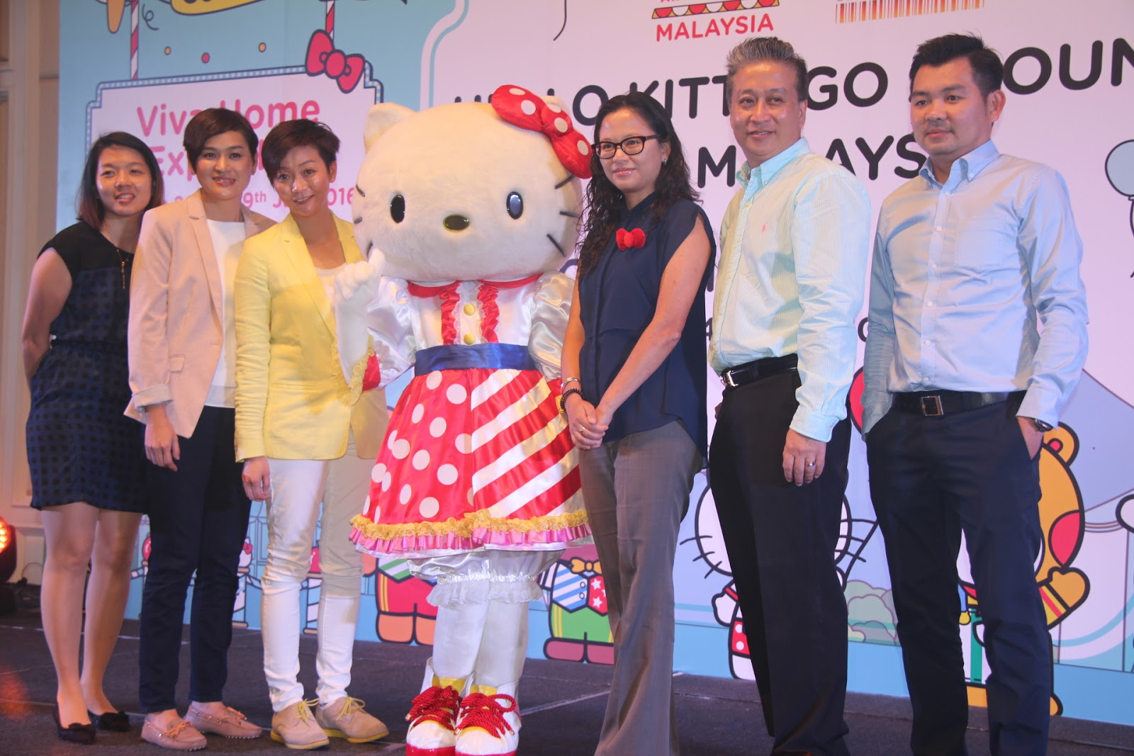 First ever Hello Kitty interactive carnival in Malaysia