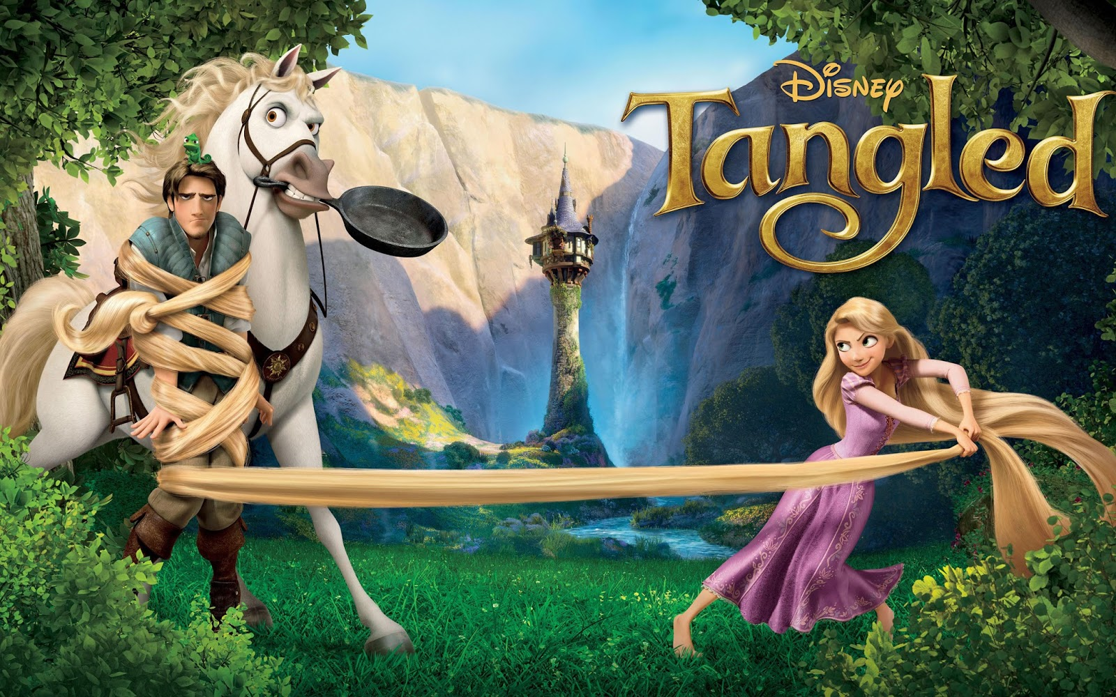 """Disney's """"Tangled"""" is getting a TV series"""