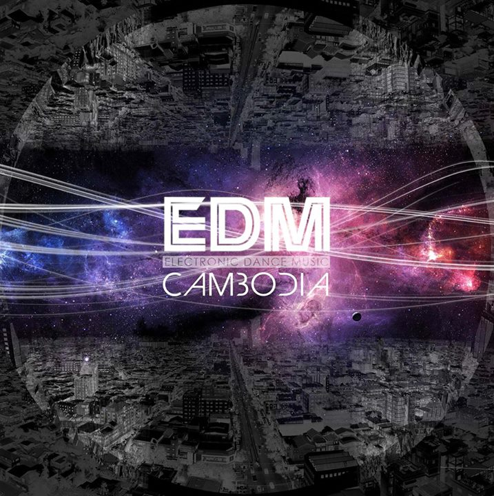 Pump the bass at Cambodia's first ever EDM Party