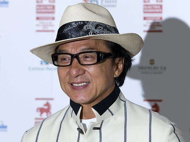 Jackie Chan mocked for anti-drugs campaign