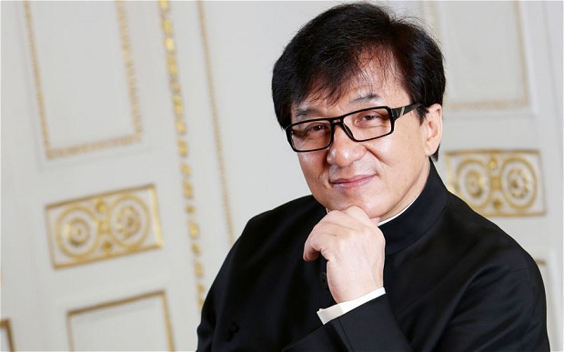 """Jackie Chan to star in """"The Foreigner"""""""