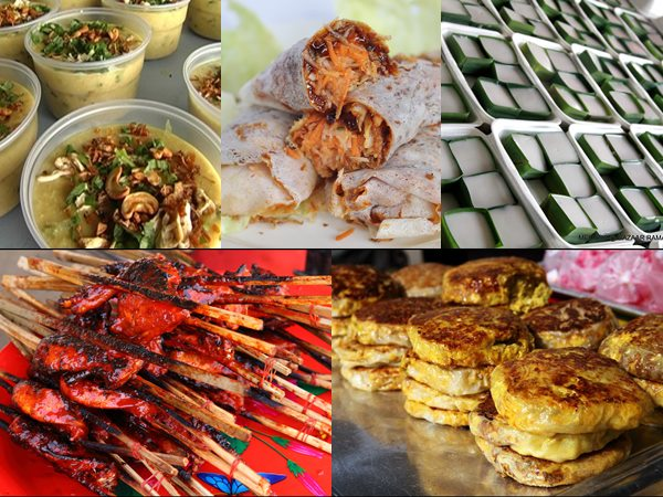 Popular dishes to feast on for Ramadhan month