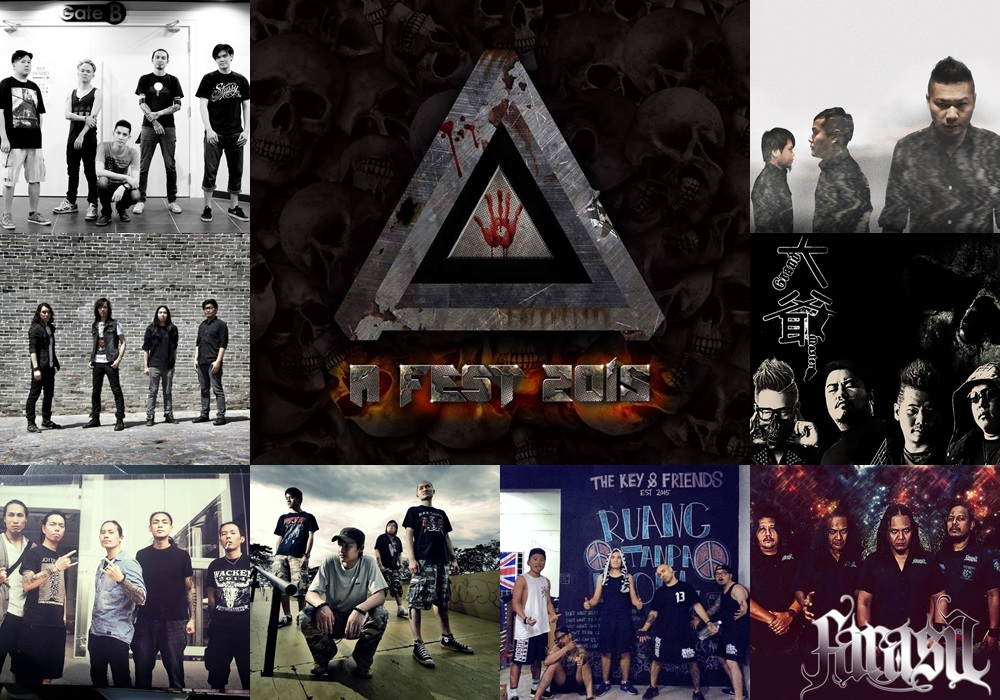 Local metal festival, A Fest starts in August