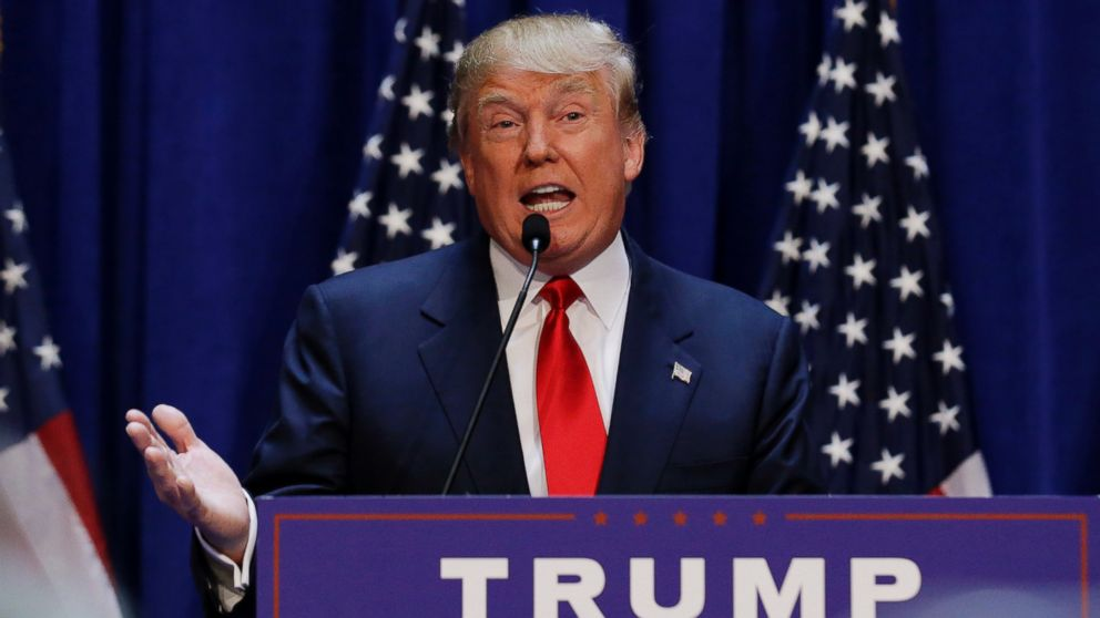 Miss Universe owner Donald Trump to run for president